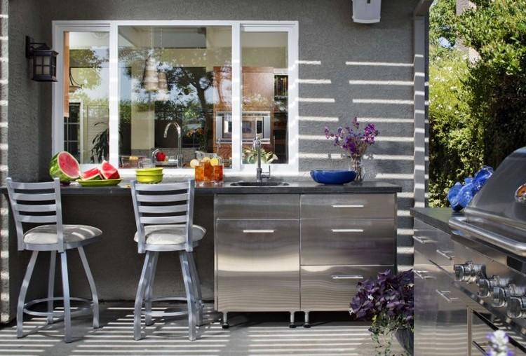 летняя кухня для отдыха