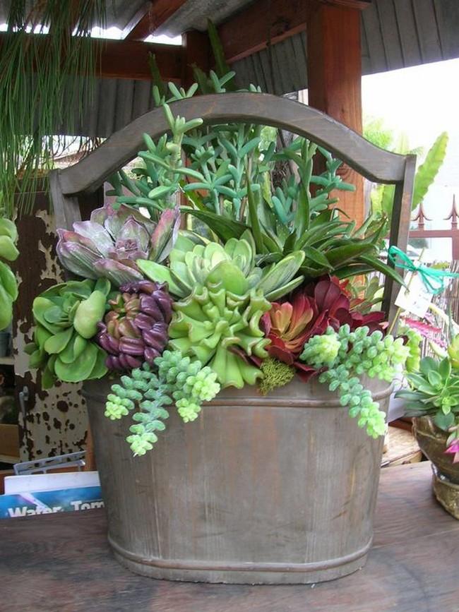 садовые украшения