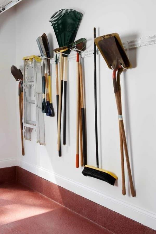 организация порядка в гараже