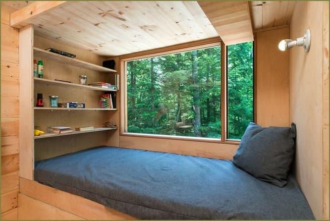 дизайн интерьера частного дома спальни