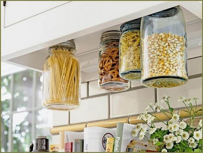 обустройство современной кухни в загородном доме