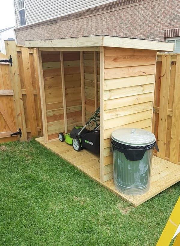 идеи для дачного двора