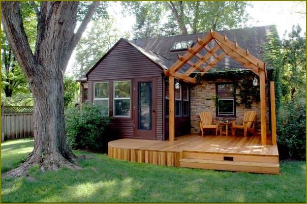 Садовые строения для дачи