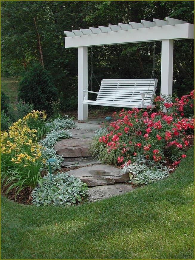 Садовые зоны отдыха